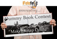 Dummy Book Contest