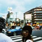 Tokyo is hot tonight